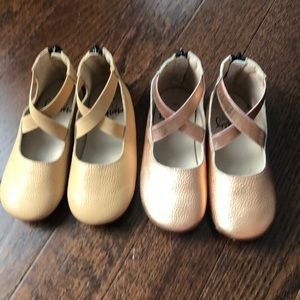 Other - Toddler girls moccasins